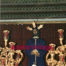 Fotografía antigua: SEMANA SANTA SEVILLA, 1994, NTRO.PADRE JESUS CAUTIVO, SANTA GENOVEVA, 10X15 CMS. Lote 183312941