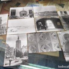 Fotografía antigua: ANTIGUAS FOTOGRAFIAS VALENCIA . Lote 183460201