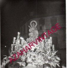 Fotografía antigua: SEVILLA, 1972, PROCESION DE SANTA LUCIA, 75X105MM. Lote 183462697
