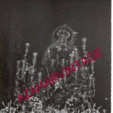 Fotografía antigua: SEVILLA, 1970, PROCESION REINA DE TODOS LOS SANTOS, OMNIUM SANCTORUM, 105X75MM. Lote 183462885
