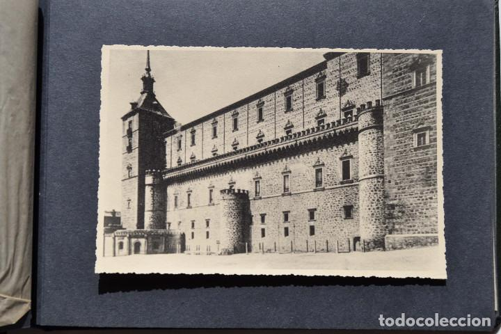 Fotografía antigua: ALCÁZAR DE TOLEDO.- ÁLBUM DE FOTOGRAFÍAS ANTES DURANTE Y DESPUES DE LA GUERRA CIVIL, CADA FOTO 17X12 - Foto 15 - 183472858