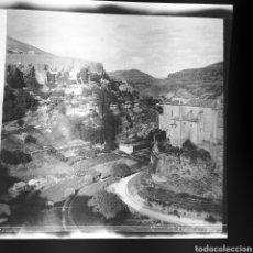Fotografía antigua: NEGATIVO CELULOIDE 1920-30 PANORÁMICA REGIÓN DE CUENCA. Lote 183473863
