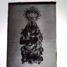 Fotografía antigua: SEVILLA ANTIGUO CLICHÉ DE NUESTRA SEÑORA DE LORETO NEGATIVO EN CRISTAL. Lote 183509941
