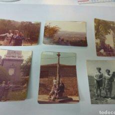 Fotografía antigua: FOTOS FOTOGRAFÍAS VILLA GARCÍA DE AROUSA GALICIA AÑOS 60-70-80. Lote 183704981