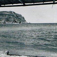 Fotografía antigua: JAVEA. CABO SAN ANTONIO, AÑO 1954 (SIN PUERTO). Lote 183838731