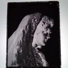 Fotografía antigua: BOLLULLOS PAR DEL CONDADO HUELVA ANTIGUO CLICHÉ NTRA SRA DE LAS MERCEDES CORONADA NEGATIVO CRISTAL. Lote 183845428