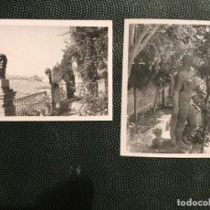 Fotografía antigua: ANTIGUAS FOTOS TOLEDO MUSEO VICTORIO MACHIO REAL FUNDACION DE TOLEDO . Lote 183931378