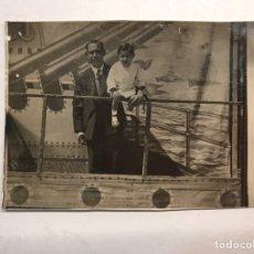 Fotografía antigua: LA VALENCIA QUE FUE.. FOTOGRAFÍA, PADRE E HIJO. FERIAJULIO DE 1940. Lote 184085828