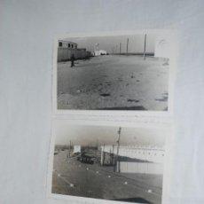 Fotografía antigua: FOTOS DEL MUELLE DE CADIZ AÑO 1949 - 50. Lote 184304237