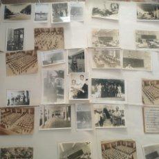 Fotografía antigua: GRAN LOTE DE FOTOGRAFIAS Y DOCUMENTOS, PROFESOR, MAESTRO EN VENEZUELA, CARACAS. FOTOS ESCOLARES. Lote 184449977