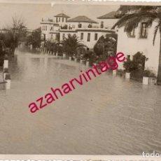 Fotografia antica: SEVILLA, 1948, RIADA, VISTA DE HELIOPOLIS, 175X118MM. Lote 184475885
