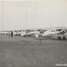 Fotografía antigua: HAWKER AUDAX 1938 20 * 16 CM AVIATION, AIRPLAIN, AVION AIRCRAFT. Lote 184805762