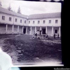 Fotografía antigua: NEGATIVO CELULOIDE 1930 MONASTERIO DEL PAULAR MADRID.. Lote 185726768
