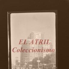 Fotografía antigua: VALENCIA - VISTA - CLICHE NEGATIVO EN CELULOIDE - AÑOS 1940-50. Lote 186001137