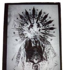 Fotografía antigua: PUENTE GENIL CÓRDOBA ANTIGUO CLICHÉ DE MARÍA STMA DE LA SOLEDAD NEGATIVO EN CRISTAL. Lote 186093353