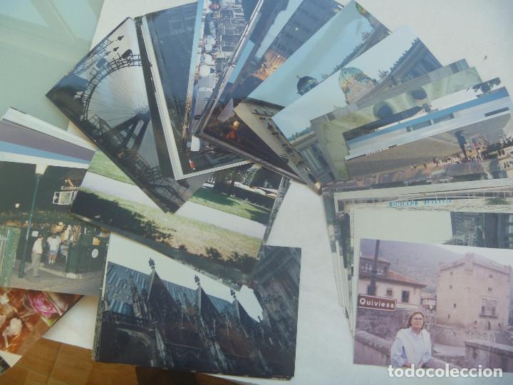 Fotografía antigua: LOTAZO DE 300 FOTOS A COLOR: VIAJES POR ANDALUCIA, ESTADOS UNIDOS, EUROPA. MAS DE 1 KILO DE FOTOS - Foto 3 - 186144770