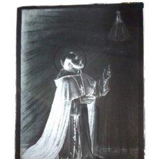 Fotografía antigua: BILBAO VIZCAYA ANTIGUO CLICHÉ DE VALENTÍN DE BARRIO OCHOA NEGATIVO EN CRISTAL. Lote 186308220