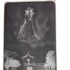 Fotografía antigua: BADAJOZ ANTIGUO CLICHÉ DE NUESTRA SEÑORA DE BOTOA NEGATIVO EN CRISTAL. Lote 186311121