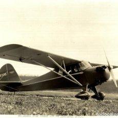 Fotografía antigua: AERONCA CHIEF 1938 AERONAUTICAL CORPORATION OF AMERICA 26 * 20 CM. Lote 187490221
