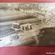 Fotografía antigua: MORAIRA(ALICANTE)FOTO AEREA,AÑOS 60.. Lote 188638122