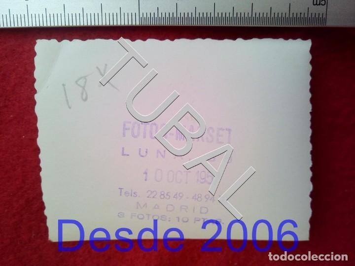Fotografía antigua: TUBAL FOTOGRAFIA VESPA SEVILLA ENVÍO 0,7 € 2020 B21 - Foto 2 - 189117013