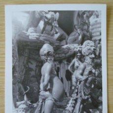 Fotografía antigua: FALLAS DE VALENCIA : FOTOGRAFIA ORIGINAL (AÑO DESCONOCIDO). Lote 190136311