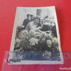 Fotografía antigua: FOTO FOTOGRAFÍA DE LA ARTISTA CANTANTE JUANITA REINA . Lote 190197498