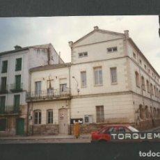Fotografía antigua: FOTOGRAFIA AYUNTMIENTO DE TORQUEMADA - PALENCIA. Lote 191237385