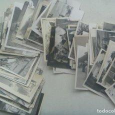 Fotografía antigua: LOTE DE 100 FOTOS FAMILIARES EN BLANCO Y NEGRO, AÑOS 50 - 60, ETC . Lote 191254143