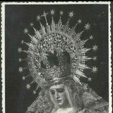 Fotografía antigua: SEVILLA SEMANA SANTA, FOTOGRAFÍA SERRANO ESPERANZA DE TRIANA. Lote 187288565