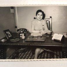 Fotografía antigua: VALENCIA. FOTOGRAFÍA AQUELLAS LEJANAS ESCUELAS DE LOS AÑOS CINCUENTA.. FOTO: F. ÁBRAILA (A.1953). Lote 191332603