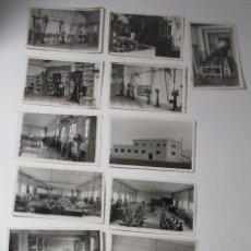 Fotografía antigua: PATERNA VALENCIA FOTOGRAFIAS ANTIGUAS FABRICA DE CALZADO - LOTE FOTOS. Lote 191561411