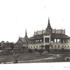 Fotografía antigua: PALACIO REAL DE PHNOM PENH, CAMBOYA. Lote 191653176