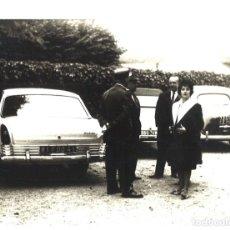 Fotografía antigua: GENDARME EN RECEPCIÓN. Lote 191653271