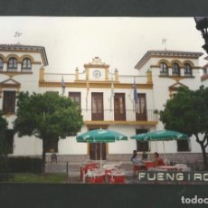 Fotografia antiga: FOTOGRAFIA AYUNTAMIENTO DE FUENGIROLA. Lote 191822018