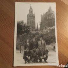 """Fotografía antigua: FOTOGRAFÍA ANTIGUA """"LA GIRALDA"""" (SEVILLA). Lote 191897833"""