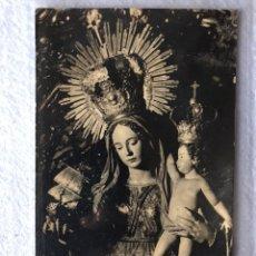 Fotografía antigua: ANTIGUA FOTOGRAFÍA VIRGEN DEL BUEN AIRE, SEVILLA. HARETON.. Lote 192552892