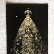 Fotografía antigua: ANTIGUA FOTOGRAFÍA RELIGIOSA. FERNAND. VIRGEN DE ESCARDIEL, CASTILBLANCO DE LOS ARROYOS, SEVILLA. Lote 192558878