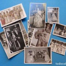 Fotografía antigua: VALENCIA, 15 ANTIGUAS FOTOGRAFIAS FALLERAS, AÑOS 1950-60 - VER FOTOS ADICIONALES. Lote 193175955