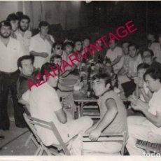 Fotografía antigua: DOS HERMANAS, 1971, HERMANDAD DE VERA CRUZ, FIESTAS DE SANTIAGO Y SANTA ANA,FOT.PEREA.18X12 CMS. Lote 194009197