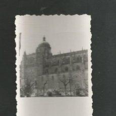 Fotografía antigua: ANTIGUA FOTOGRAFIA SALAMANCA. Lote 194258057