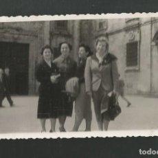 Fotografía antigua: ANTIGUA FOTOGRAFIA SANTIAGO DE COMPOSTELA. Lote 194258092