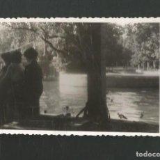 Fotografía antigua: ANTIGUA FOTOGRAFIA LISBOA AÑOS CINCUENTA. Lote 194258107