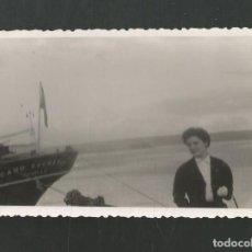 Fotografía antigua: ANTIGUA FOTOGRAFIA LA CORUÑA AÑOS CINCUENTA. Lote 194258406
