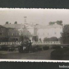 Fotografía antigua: ANTIGUA FOTOGRAFIA LISBOA AÑOS CINCUENTA. Lote 194258427
