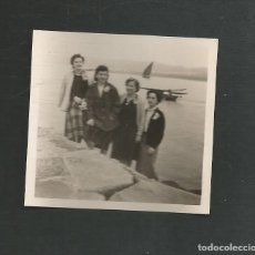 Fotografía antigua: ANTIGUA FOTOGRAFIA OPORTO. Lote 194258437