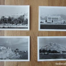 Fotografía antigua: 1937-MALLORCA.VISTAS PUERTO Y CIUDAD.LEGIÓN CÓNDOR. GUERRA CIVIL ESPAÑA.FRANCO. 4 FOTOS ORIGINALES. Lote 194271586