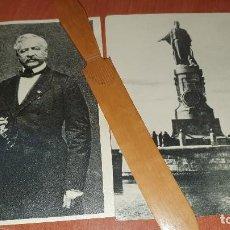 Fotografía antigua: FERDINAND DE LESSEPS, CANAL DE SUEZ, REPRODUCCIONES DE EPOCA. Lote 194275546