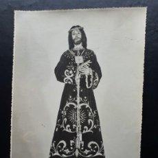 Fotografía antigua: FOTOGRAFÍA DE JESÚS NAZARENO, ALMAZÁN, SORIA. Lote 194297213