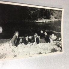Fotografía antigua: ANTIGUA FOTOGRAFIA - ALCALA DE GUADAIRA - SEVILLA 1964 - OROMANA - 10.5X7.5CM. Lote 194390027